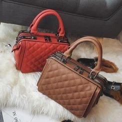 Nautilus Bags - Quilted Handbag