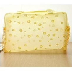 TATA SHOP - Printed Toiletry Bag