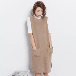 TREEZIN - Knit Dress