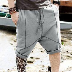 Mannmix - 短款哈伦运动短裤