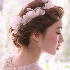 constello - Floral Bridal Hair Clip