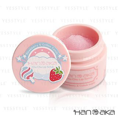 HANAKA - Strawberry and Cotton Candy Chu Chu Lip Scrub