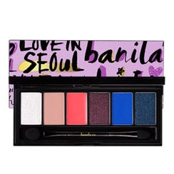 banila co. - Fall In Seoul Eye Shadow Palette (#02 Hongdae Funky)