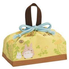 Skater - My Neighbor Totoro Drawstring Lunch Bag (Dandelion)