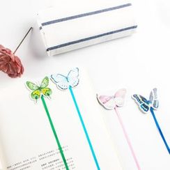 Homey House - Butterfly Magnetic Bookmark