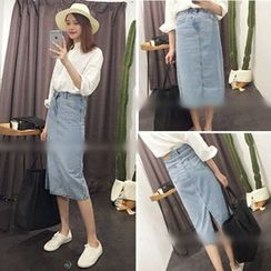 Jeans Kingdom - Denim Skirt