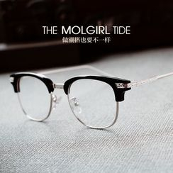 MOL Girl - Square Glasses