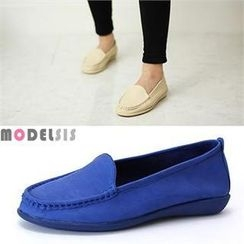 MODELSIS - Colored Loafers