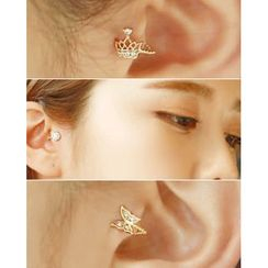 Miss21 Korea - Pendant Ear Cuff (Single)