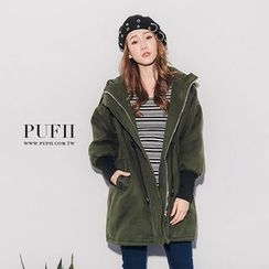 PUFII - Hooded Jacket