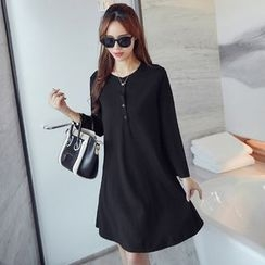 Machiga - Long-Sleeve Dress