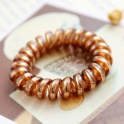 Gold Beam - 電話線髮圈