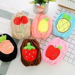 Seoul Young - Fruit Embroidery Sleeve Guards