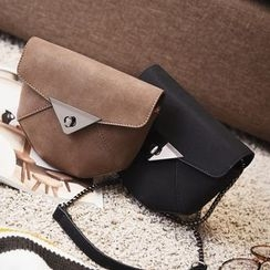 Nautilus Bags - Hexagon Crossbody Bag