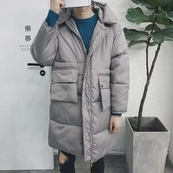 ZZP HOMME - Padded Coat