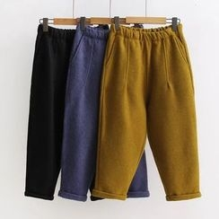 Nycto - Cropped Harem Pants