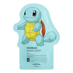 魔法森林家园 - Pokemon Kkobugi Mask Sheet (Hydrating) 1pc
