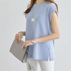 PEPER - Short-Sleeve Striped T-Shirt
