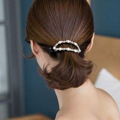 Koi Kawaii - Faux Pearl Hair Clip