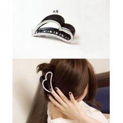 Koi Kawaii - 心心髮夾