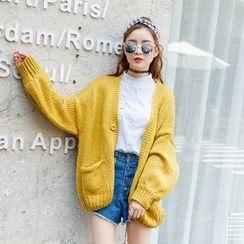 Kofushi - Chunky Knit Cardigan