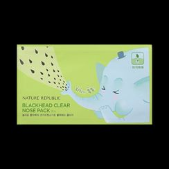 Nature Republic - Blackhead Clear Nose Pack 7pcs