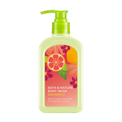 Nature Republic - Bath & Nature Body Wash (Grapefruit) 250ml
