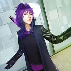 Ghost Cos Wigs - K Mishakuji Yukari Cosplay Wig