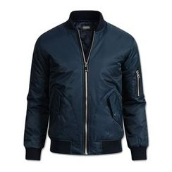 TheLees - Zip-Up Bomber Jacket