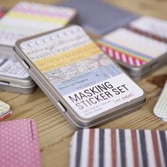 MissYou - Masking Sticker - Box Set