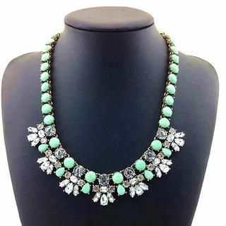 Best Jewellery - Gemstone Statement Necklace