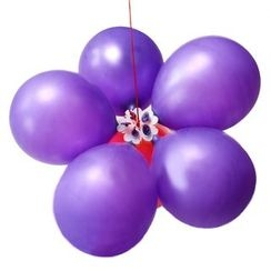 With Love - 花形气球夹子 / 十件套: 气球