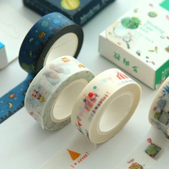 Nina's House - Printed Masking Tape