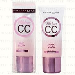 Maybelline New York - Care and Correct CC Cream SPF 37 PA+++ (Pink)