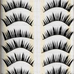 Eye's Chic - Professional Eyelashes #819 (10 pairs)