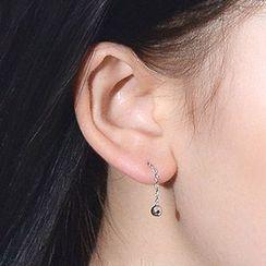 Wind Valley - Ball Drop Earrings