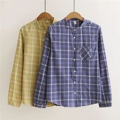 Moricode - 格子衬衫