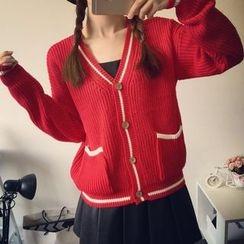 Fashion Street - Knit Cardigan
