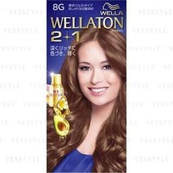 Wella - Wellation 2 + 1 Liquid Hair Color (#8G)