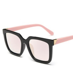 Koon - Thick Frame Square Sunglasses