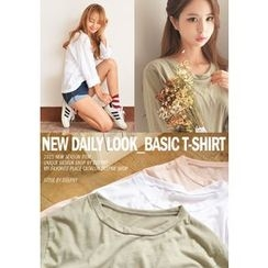 DEEPNY - Round-Neck T-Shirt