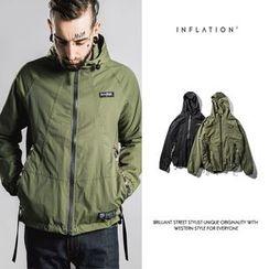 Newin - Waterproof Military Hooded Jacket