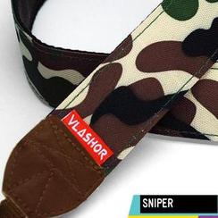 Vlashor - 陆军(绿色)相机带