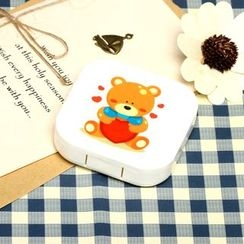 Lens Kingdom - Bear Contact Lens Case