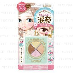 LUCKY TRENDY - BW Love Puka Tear Bag Palette (Feminie Sweet Eye)