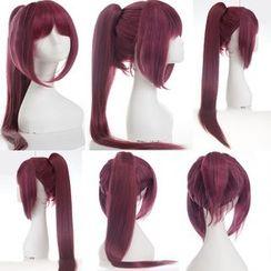 Coshome - Free! Matsuoka Gou Cosplay Wig