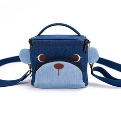 Plume Moon - Denim Monkey Mirrorless Camera Bag