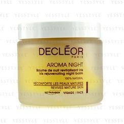 Decleor 思妍麗 - Aroma Night Iris Rejuvenating Night Balm