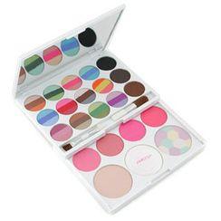 Arezia - MakeUp Kit AZ 01205 (36 Colours of Eyeshadow, 4x Blush, 3x Brow Powder, 2x Powder)