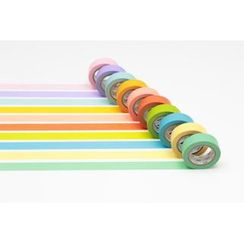 mt - mt Masking Tape : 10P Sharp Colours 2